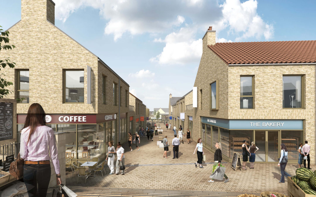 Bedlington Town Centre scheme takes vital step forward